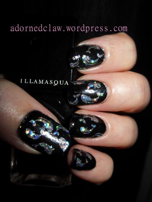 Holographic Glitter Fish!