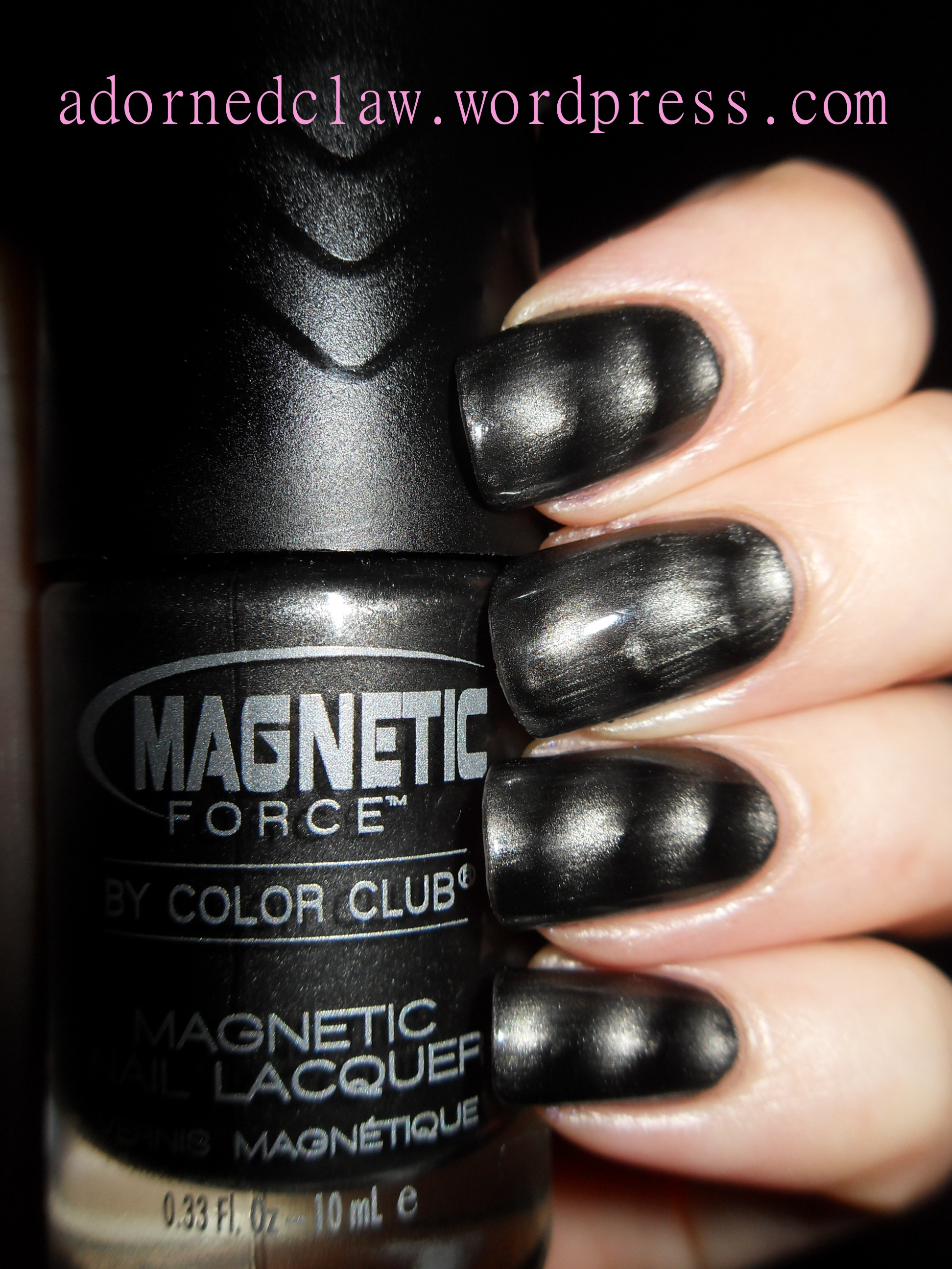 magnetic force | The Adorned Claw