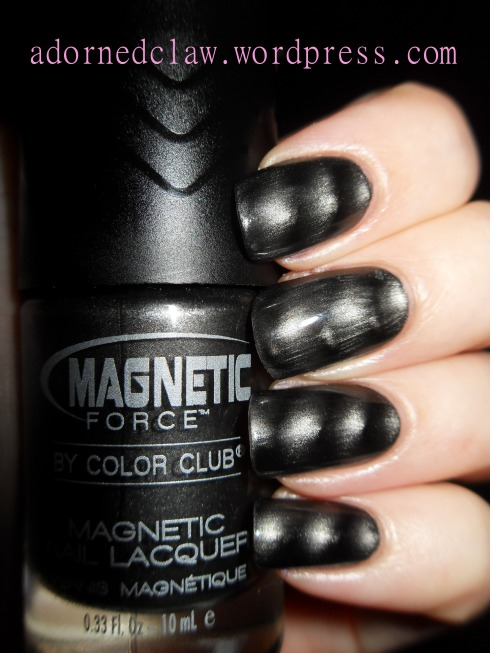 Steel of the night magnetic polish