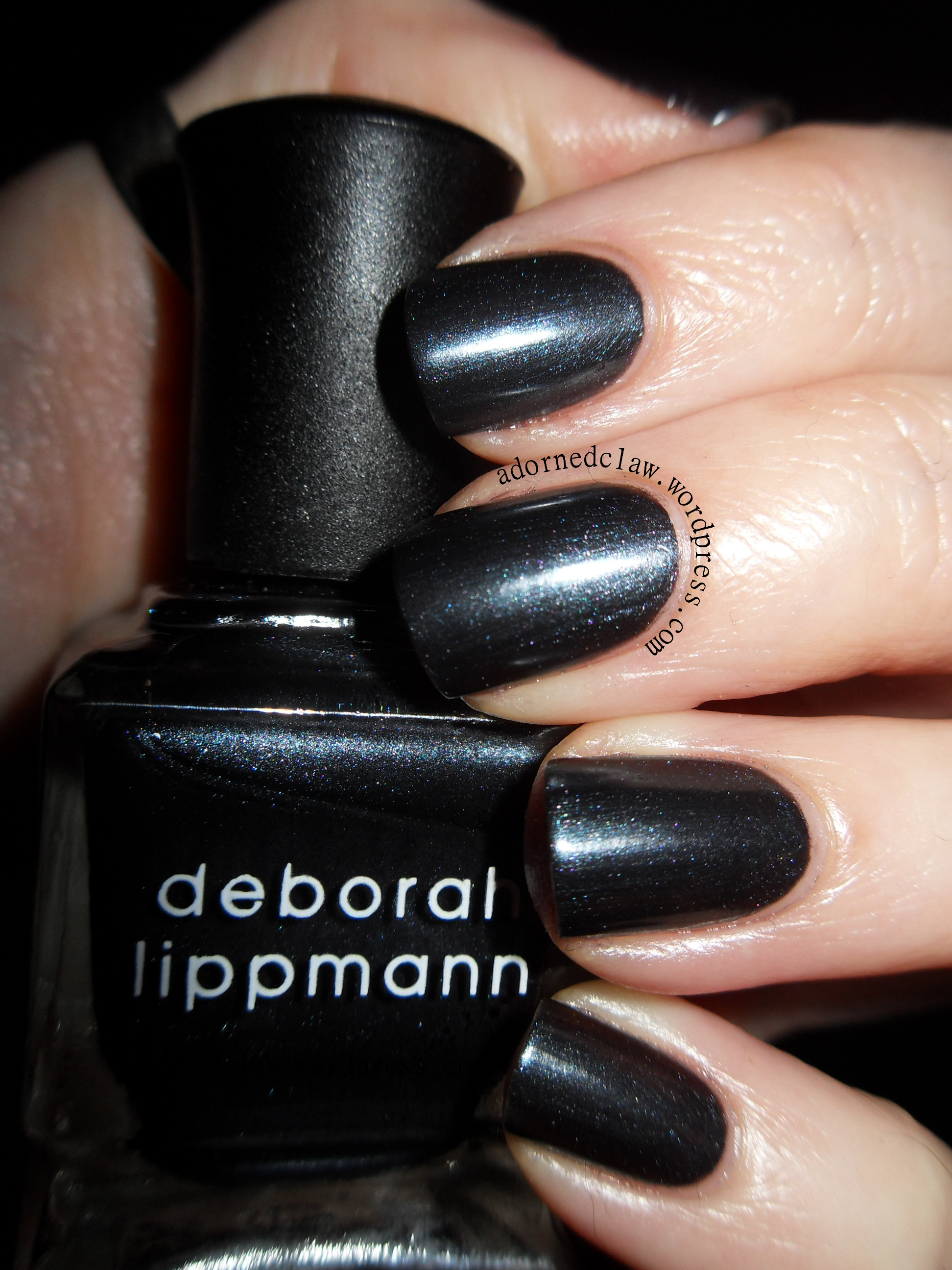 Deborah Lippmann Hit me With Your Best Shot | The Adorned Claw