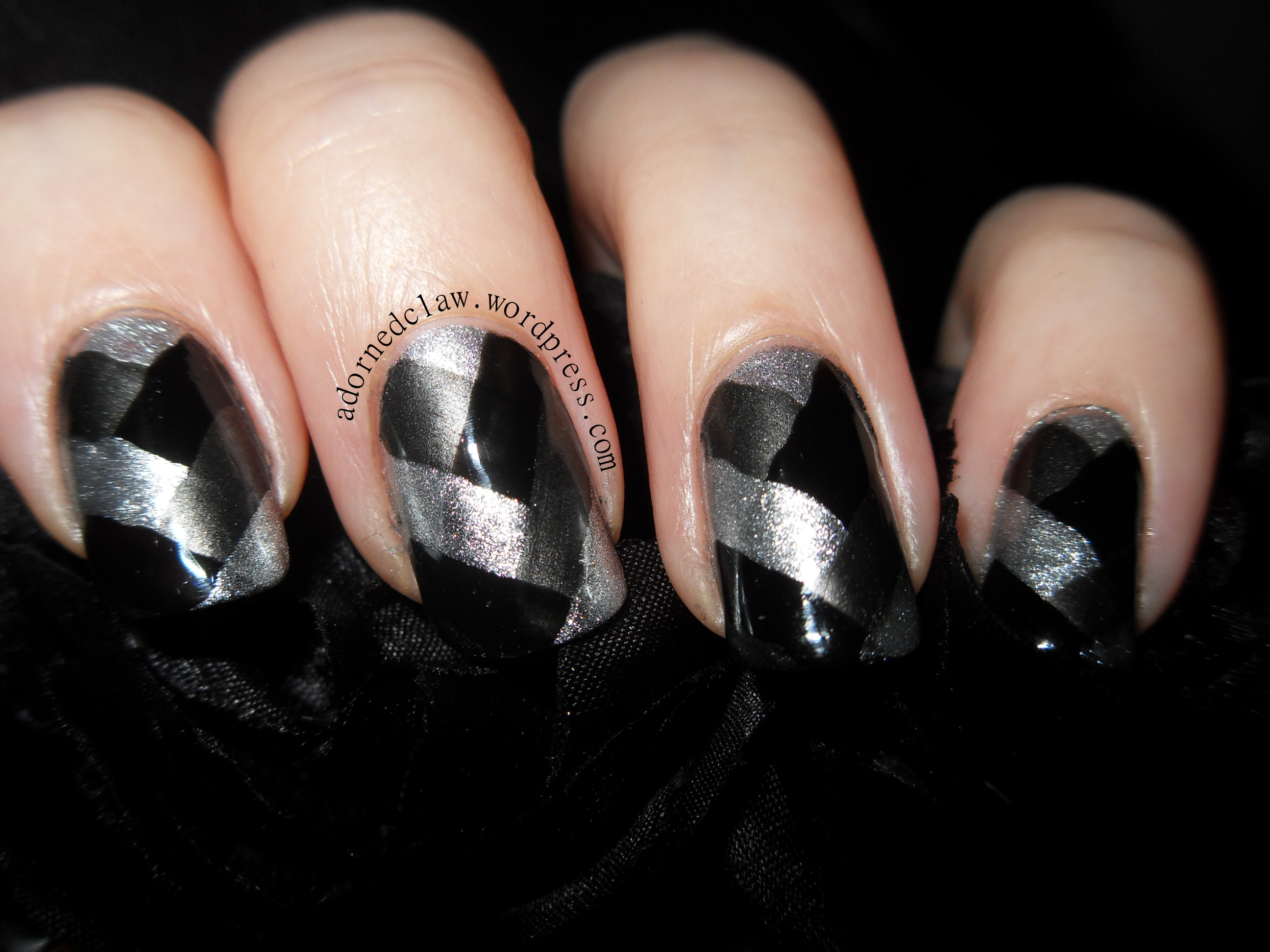 Magnetic Nail Polish | The Adorned Claw