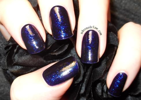Bourjois Bleu Cosmos