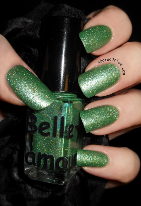 Belle Glamour Green Eyed Monster