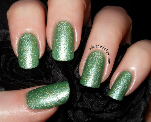 Belle Glamour Green Eyed Monster