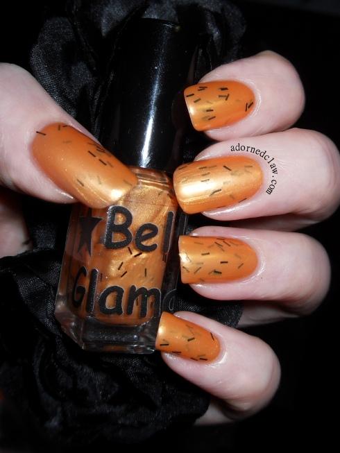 Belle Glamour Pumpkin Pie