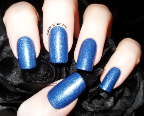 Can Make Colorful Nails Denim