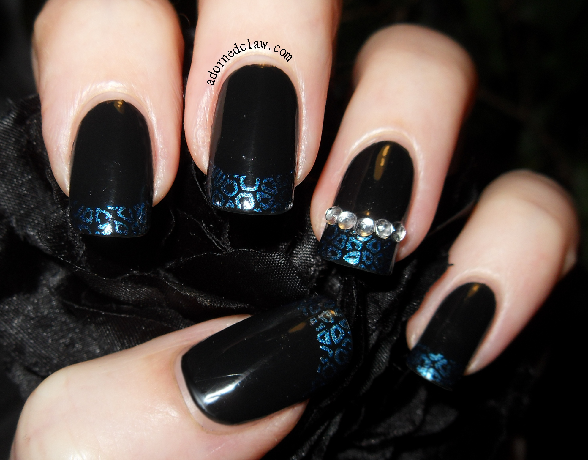 French Tip | The Adorned Claw