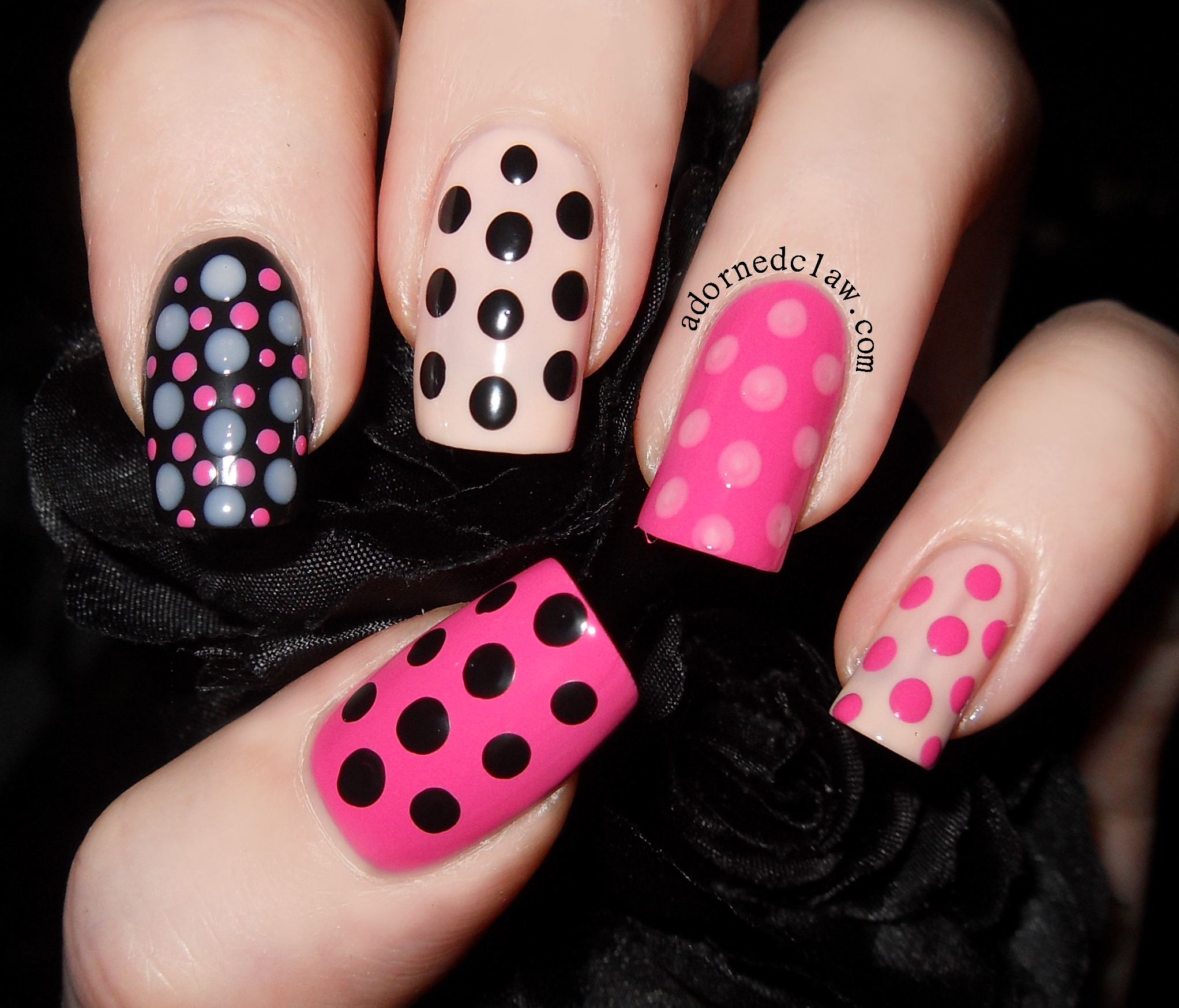 Nail Polish From Japan Beauty World Dot Artist Set The Adorned Claw