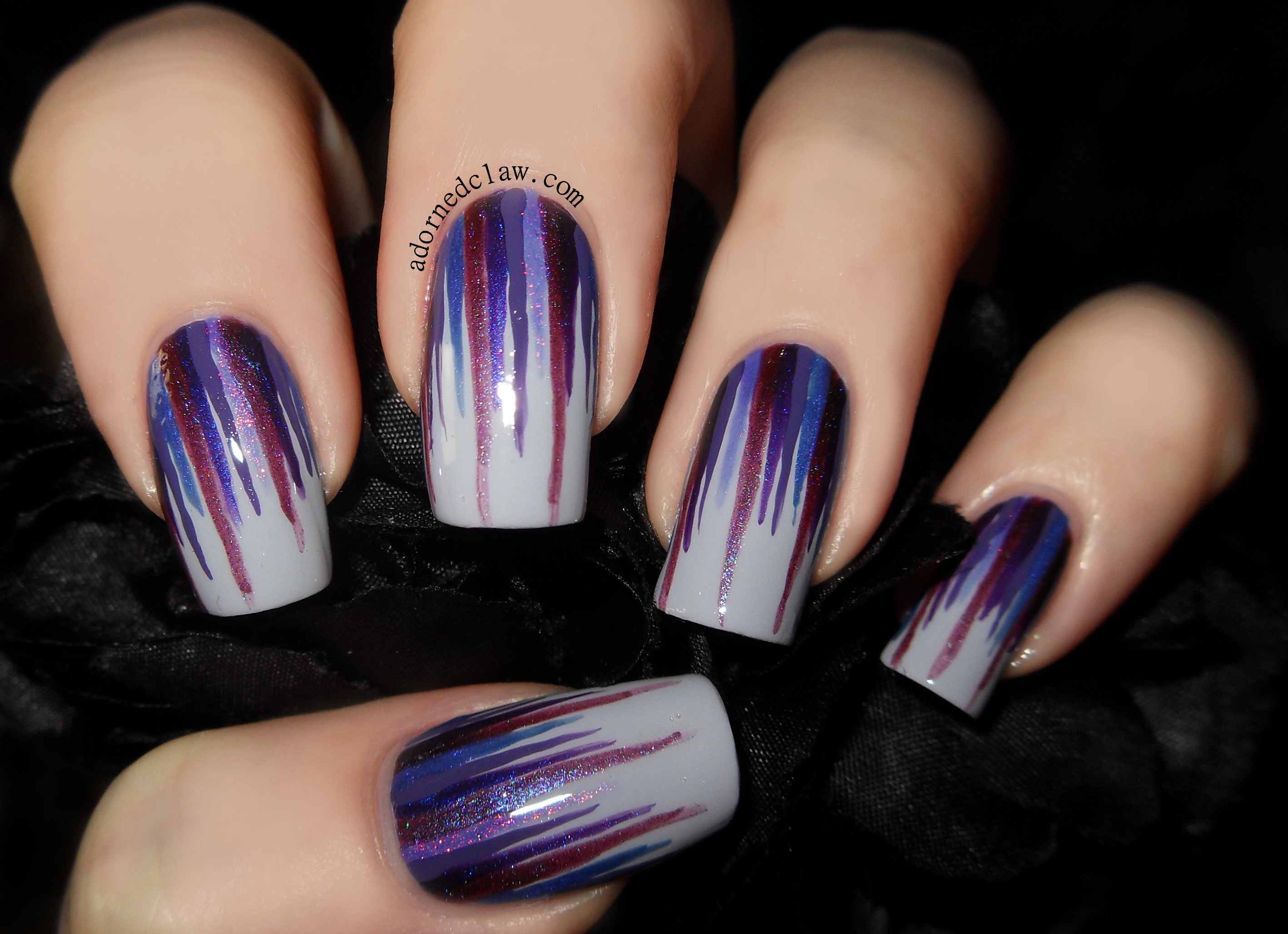 Nails Art: The Adorned Claw