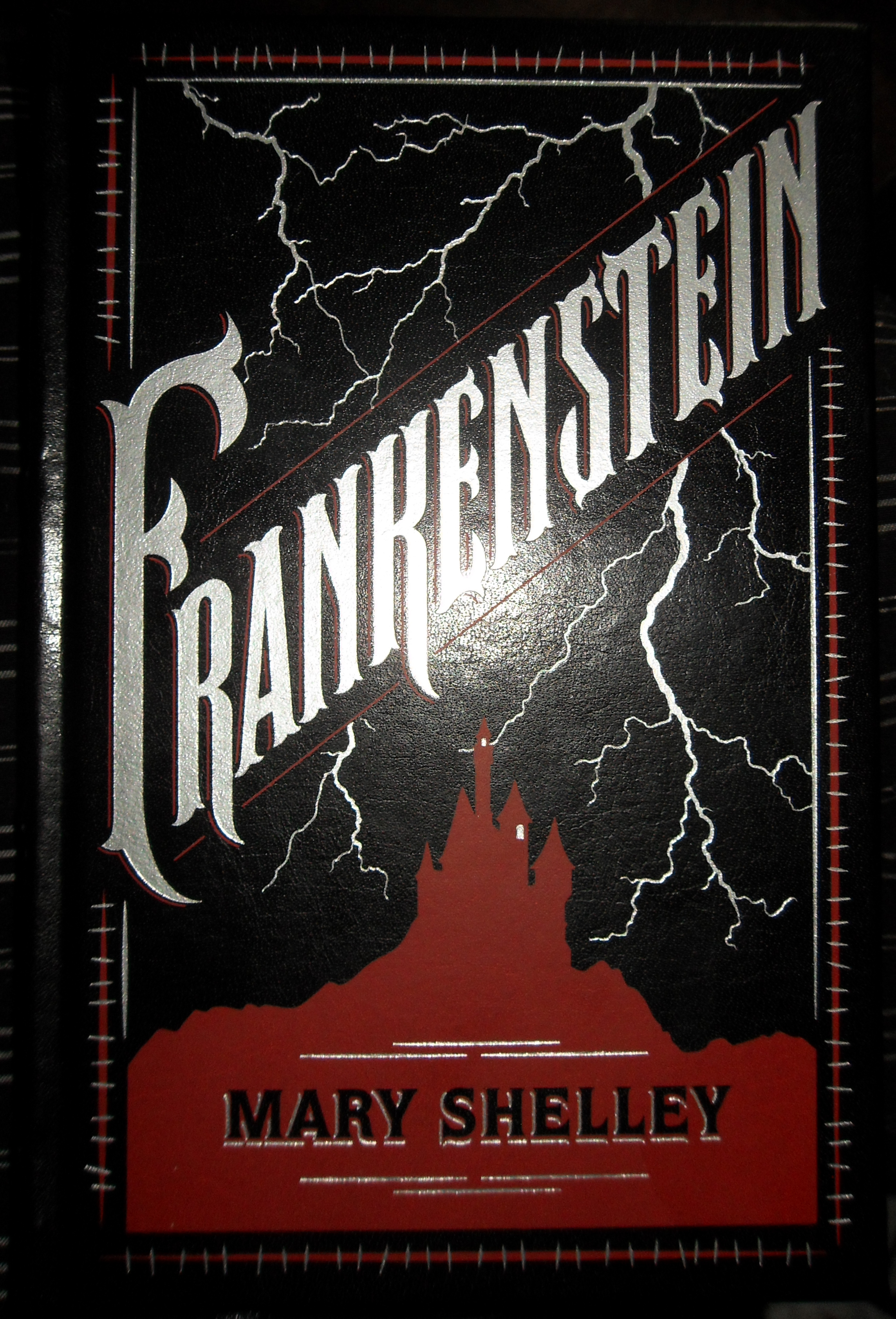 Frankenstein Book Cover Art : Dc day inspired by a book frankenstein the