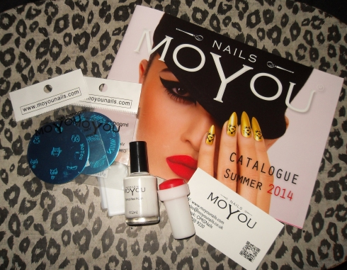 This is What The Lovely People At Moyou Nails Sent Me For Review