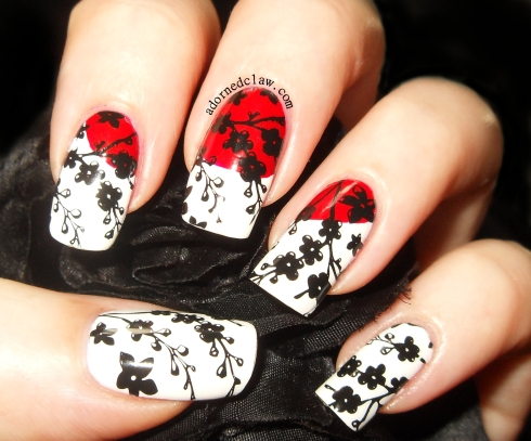 Inspired by the Japanese flag