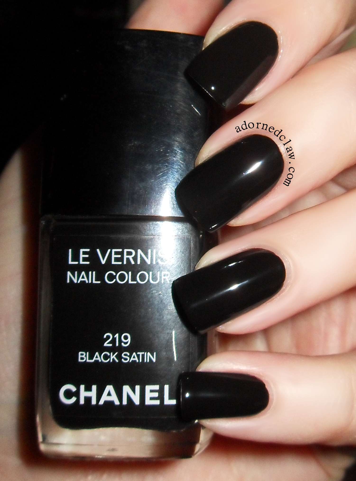 Chanel Splendeur | The Adorned Claw