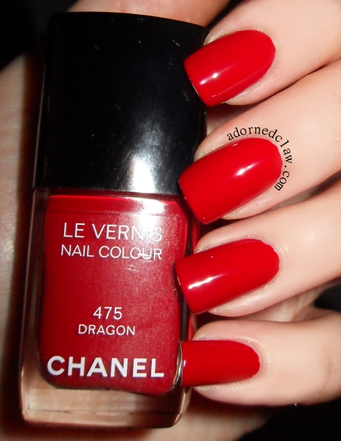 Chanel Dragon