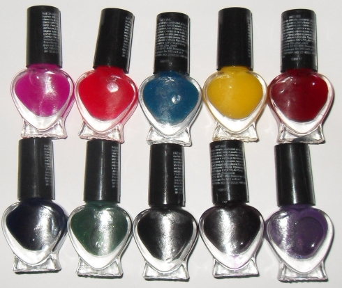 My Leadlight polishes