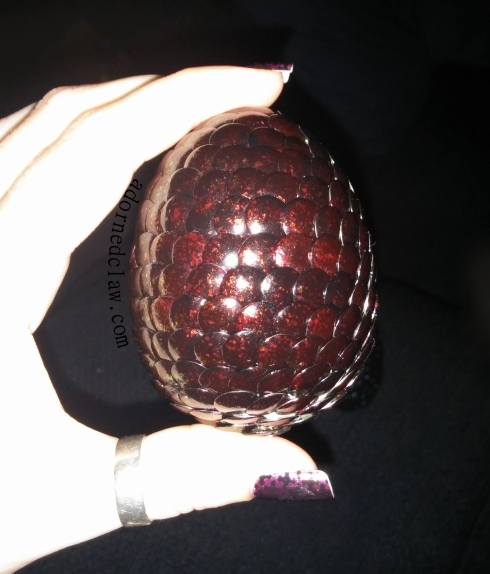Nail Polish Dragon Eggs