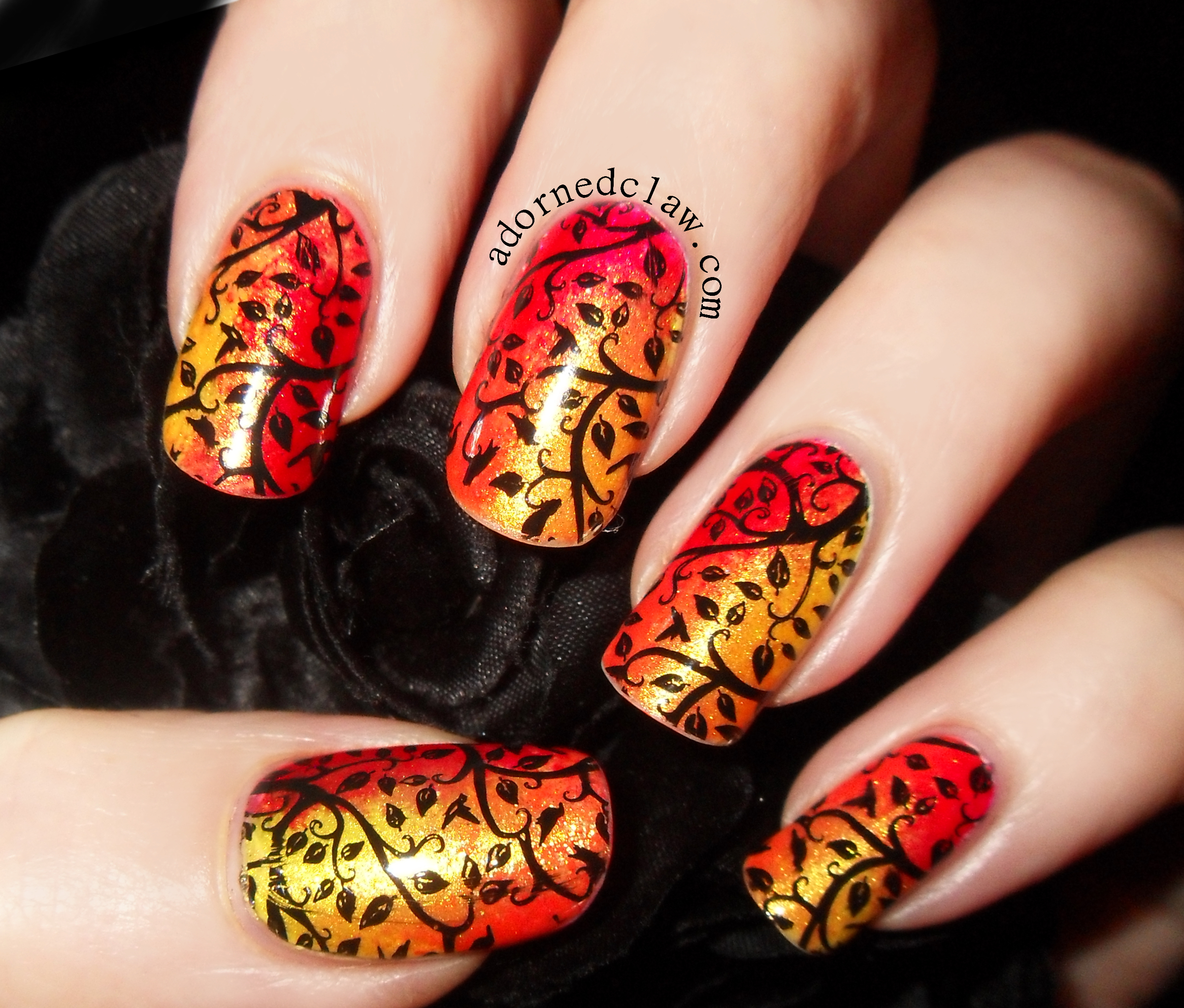 Autumn Leaves | The Adorned Claw