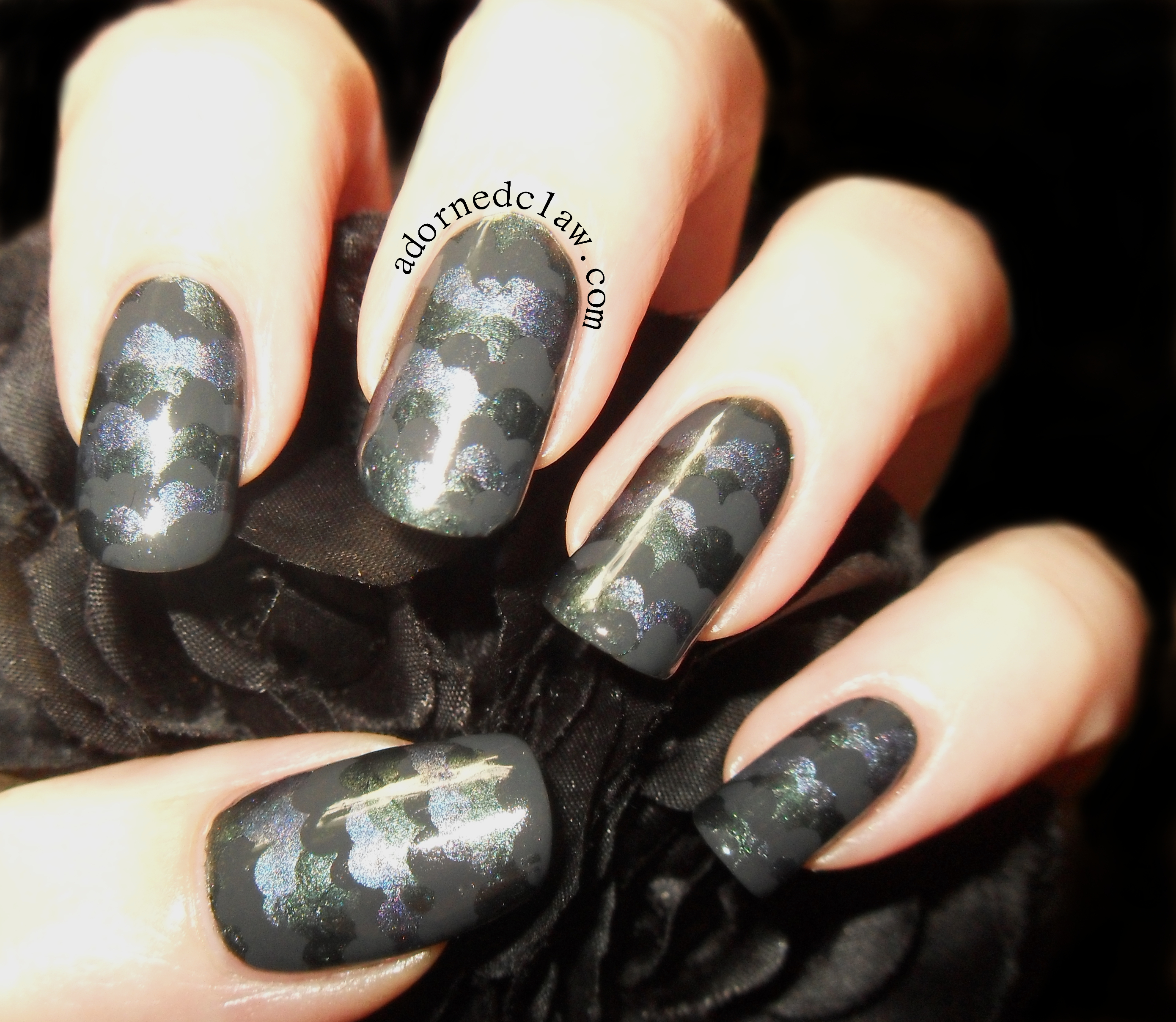 China Glaze Strap On Your Moon Boots | The Adorned Claw