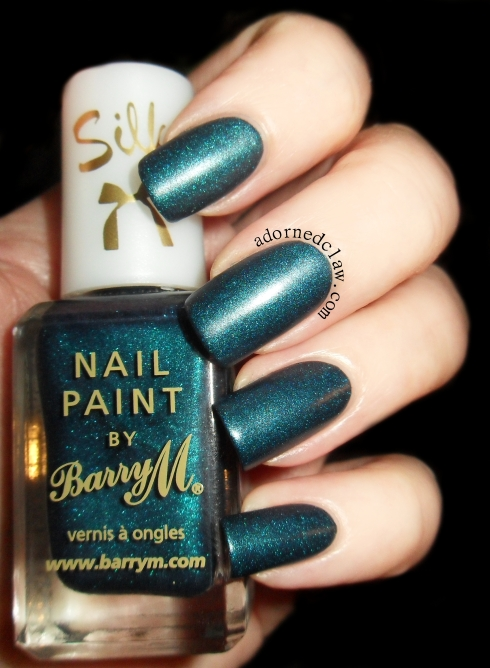 Barry M Silk Forest