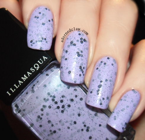 Illamasqua Speckle Swatch