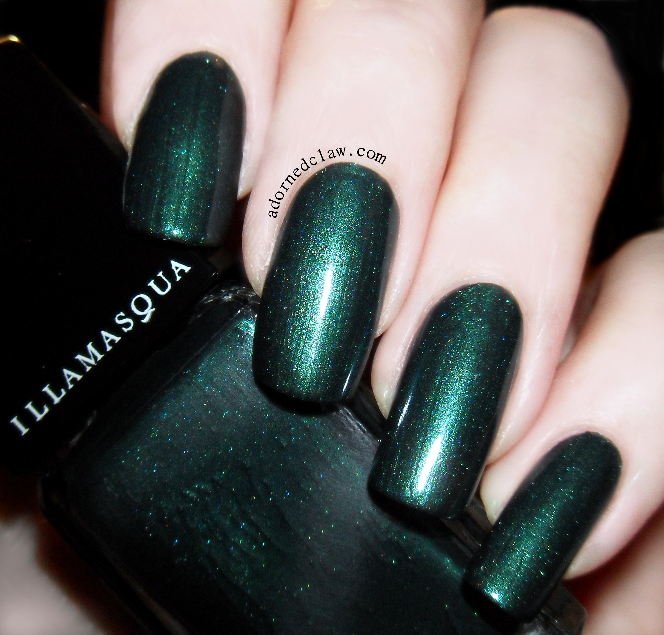 Illamasqua Swatches The Adorned Claw