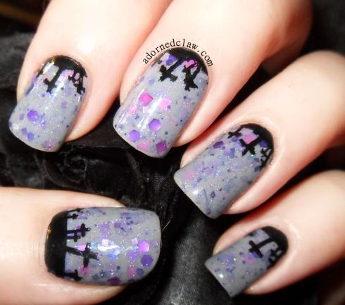 Gravestone Nails