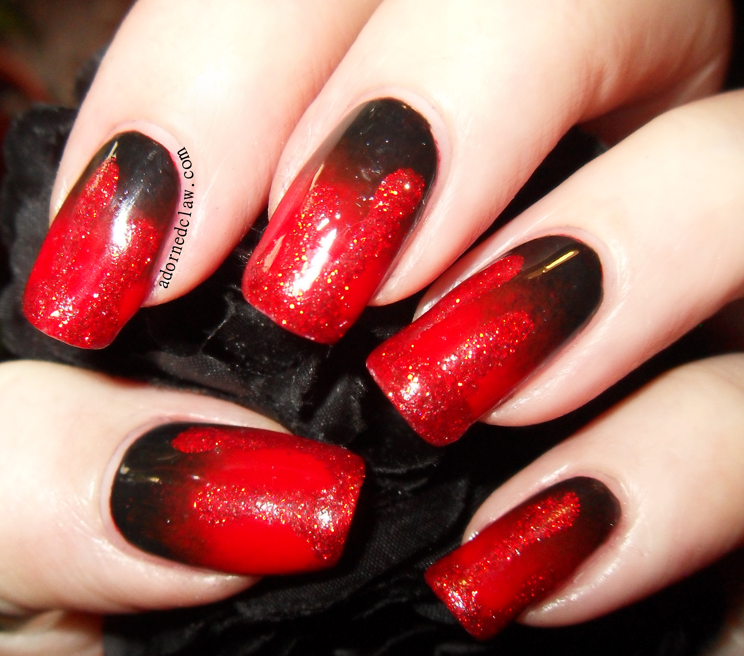 Glitter For Blood! | The Adorned Claw