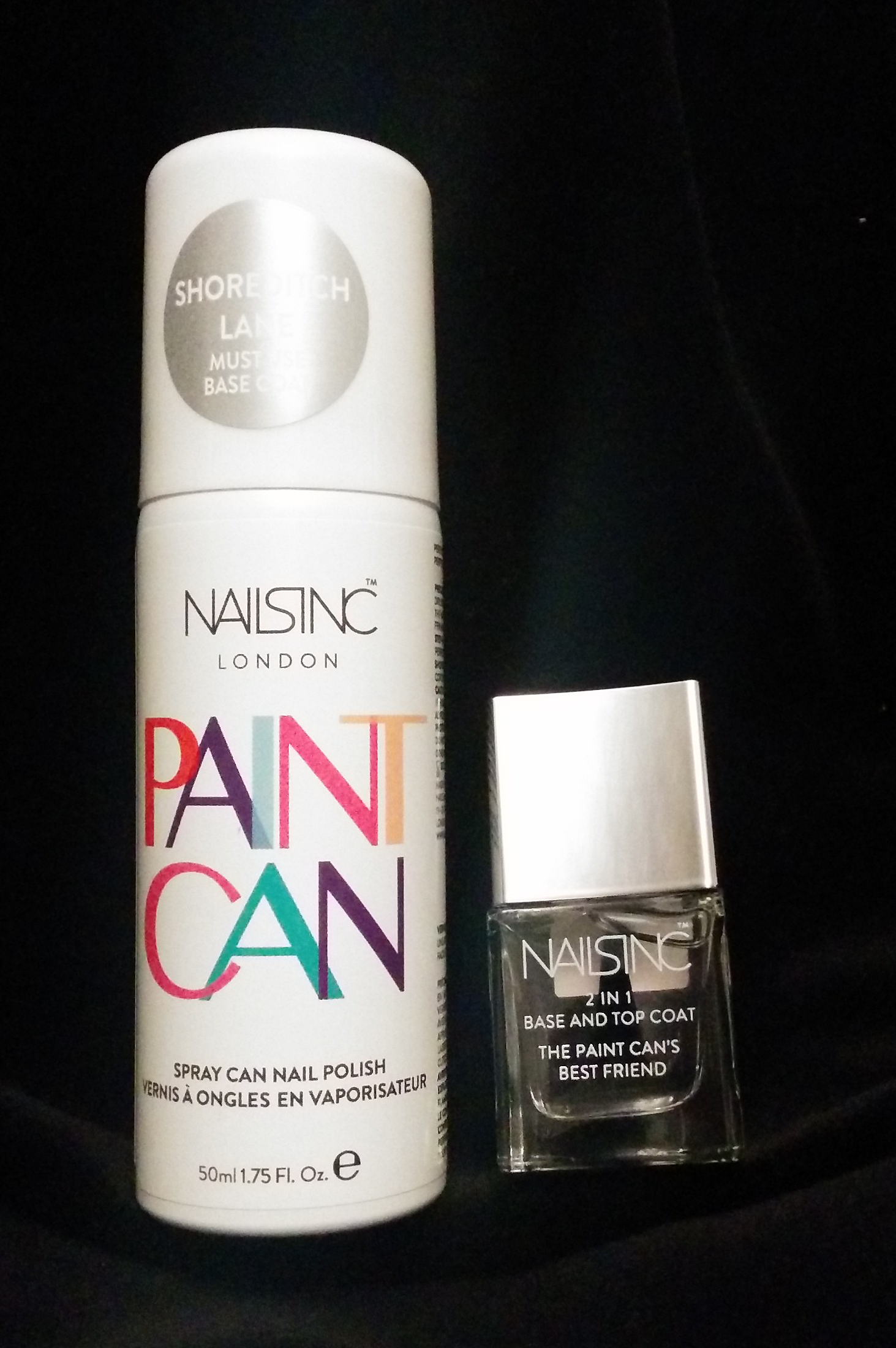Does it work nails inc paint can spray on nail - Nails Inc Paint Can Shoreditch Lane Spray On Nail