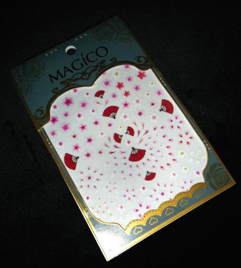 Magico Blossom nail art Stickers