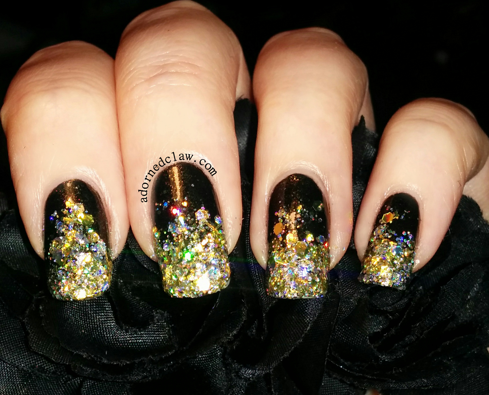 My Almost New Year Nails! | The Adorned Claw