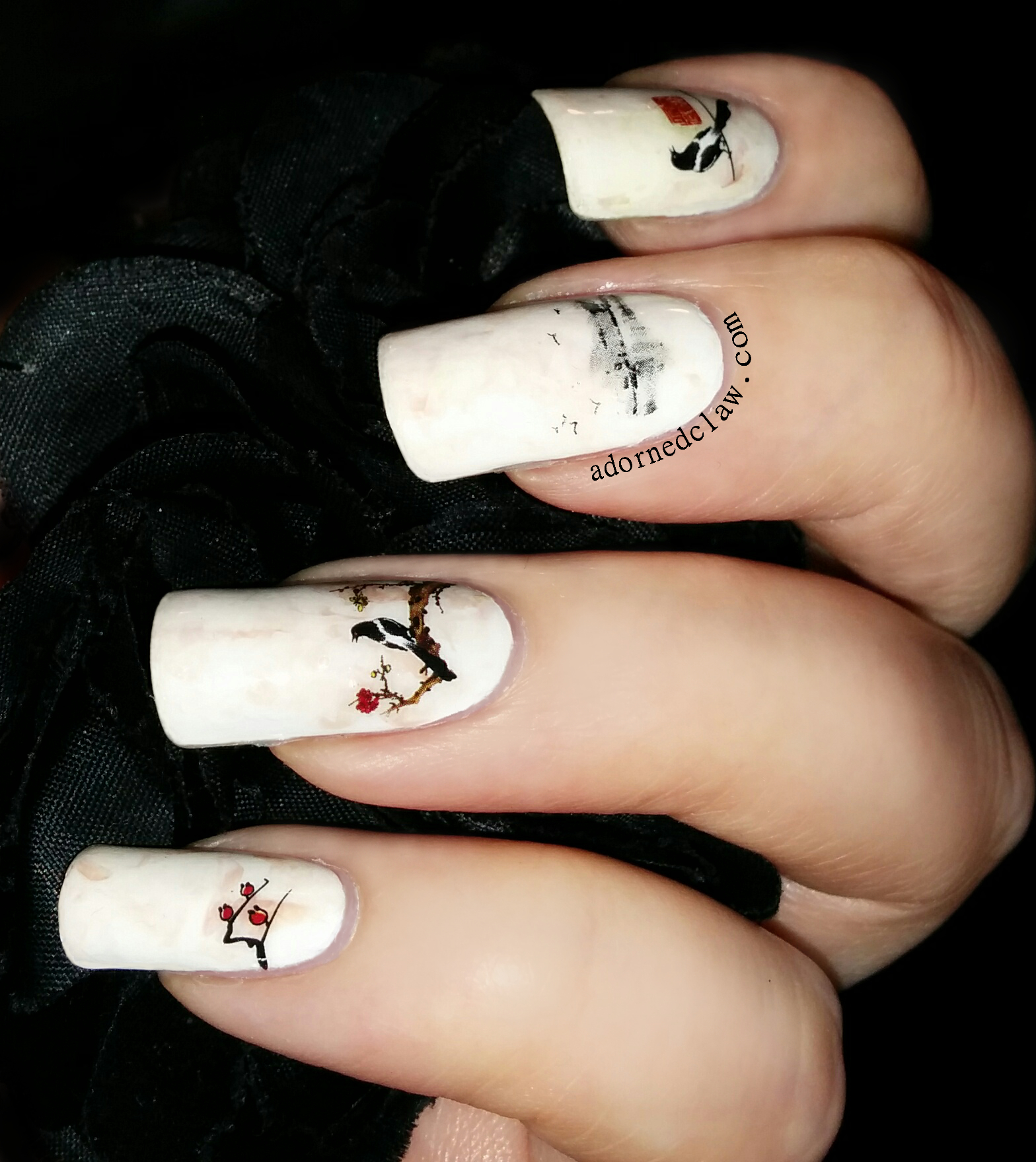 """Be the first to review """"Ottery High heels Lipstick Lips Nail Art Stickers  Water Transfers Decals"""" Cancel reply"""