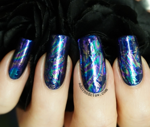 Born Pretty Nail Foil and Glue Review